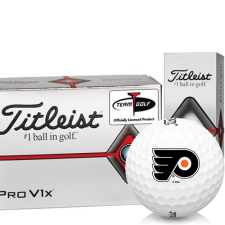 Titleist Pro V1x Half Dozen Philadelphia Flyers Golf Balls - 6 Pack