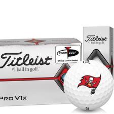 Titleist Pro V1x Half Dozen Tampa Bay Buccaneers Golf Balls - 6 Pack