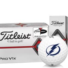 Titleist Pro V1x Half Dozen Tampa Bay Lightning Golf Balls - 6 Pack