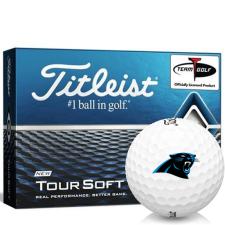 Titleist Tour Soft Carolina Panthers Golf Balls