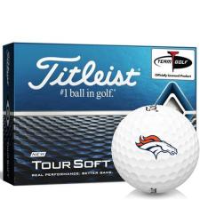 Titleist Tour Soft Denver Broncos Golf Balls