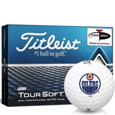 Titleist Tour Soft Edmonton Oilers Golf Balls