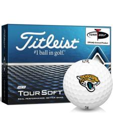 Titleist Tour Soft Jacksonville Jaguars Golf Balls
