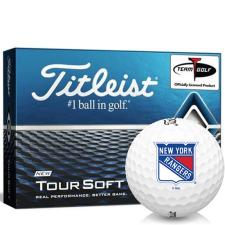 Titleist Tour Soft New York Rangers Golf Balls