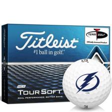 Titleist Tour Soft Tampa Bay Lightning Golf Balls