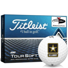 Titleist Tour Soft US Army Golf Balls