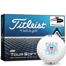 Titleist Tour Soft US Coast Guard Golf Balls