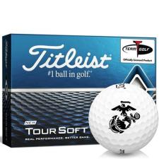 Titleist Tour Soft US Marine Corps Golf Balls