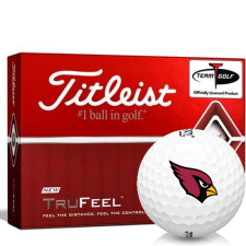 Titleist TruFeel Arizona Cardinals Golf Balls