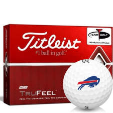 Titleist TruFeel Buffalo Bills Golf Balls