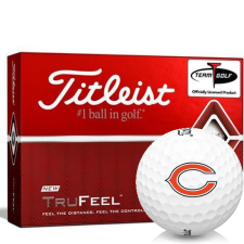 Titleist TruFeel Chicago Bears Golf Balls