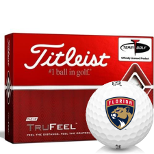 Titleist TruFeel Florida Panthers Golf Balls