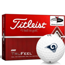 Titleist TruFeel Los Angeles Rams Golf Balls