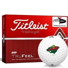 Titleist TruFeel Minnesota Wild Golf Balls