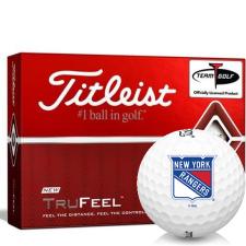 Titleist TruFeel New York Rangers Golf Balls