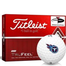 Titleist TruFeel Tennessee Titans Golf Balls