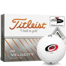 Titleist Velocity Carolina Hurricanes Golf Balls