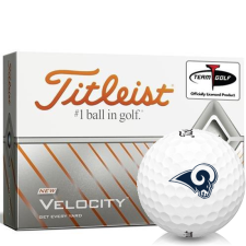 Titleist Velocity Los Angeles Rams Golf Balls
