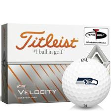 Titleist Velocity Seattle Seahawks Golf Balls