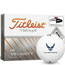 Titleist Velocity US Air Force Golf Balls