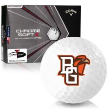 Callaway Golf Chrome Soft X Bowling Green Falcons Golf Balls
