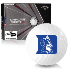 Callaway Golf Chrome Soft X Duke Blue Devils Golf Balls
