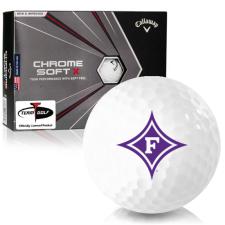 Callaway Golf Chrome Soft X Furman Paladins Golf Balls