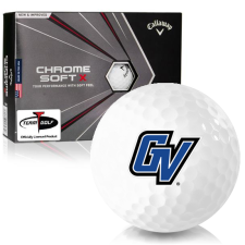 Callaway Golf Chrome Soft X Grand Valley State Lakers Golf Balls