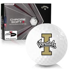 Callaway Golf Chrome Soft X Idaho Vandals Golf Balls