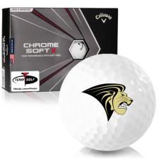 Callaway Golf Chrome Soft X Lindenwood Lions Golf Balls