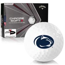 Callaway Golf Chrome Soft X Penn State Nittany Lions Golf Balls