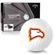 Callaway Golf Chrome Soft X Winthrop Eagles Golf Balls