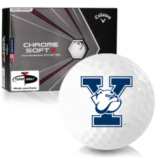 Callaway Golf Chrome Soft X Yale Bulldogs Golf Balls
