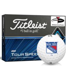 Titleist Tour Speed New York Rangers Golf Balls
