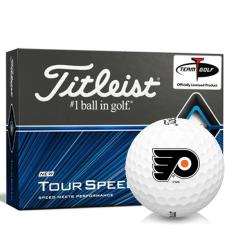 Titleist Tour Speed Philadelphia Flyers Golf Balls