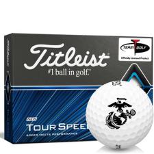 Titleist Tour Speed US Marine Corps Golf Balls