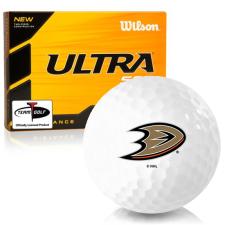 Wilson Ultra 500 Distance Anaheim Ducks Golf Balls