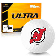 Wilson Ultra 500 Distance New Jersey Devils Golf Balls