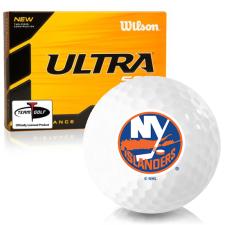 Wilson Ultra 500 Distance New York Islanders Golf Balls