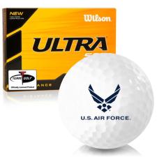 Wilson Ultra 500 Distance US Air Force Golf Balls