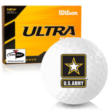 Wilson Ultra 500 Distance US Army Golf Balls