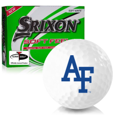 Srixon Soft Feel 12 Air Force Falcons Golf Balls
