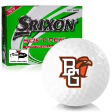 Srixon Soft Feel 12 Bowling Green Falcons Golf Balls