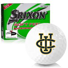 Srixon Soft Feel 12 Cal Irvine Anteaters Golf Balls