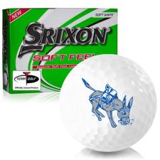Srixon Soft Feel 12 Colorado School of Mines Orediggers Golf Balls