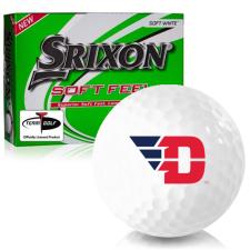 Srixon Soft Feel 12 Dayton Flyers Golf Balls