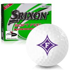 Srixon Soft Feel 12 Furman Paladins Golf Balls