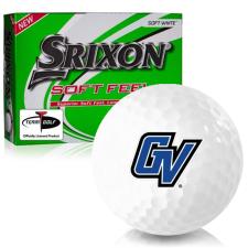 Srixon Soft Feel 12 Grand Valley State Lakers Golf Balls