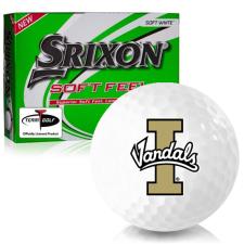 Srixon Soft Feel 12 Idaho Vandals Golf Balls
