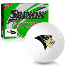 Srixon Soft Feel 12 Lindenwood Lions Golf Balls